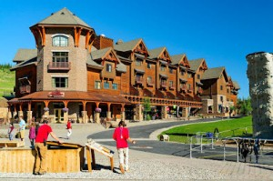 Big Sky Resort near Bozeman, MT