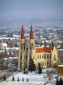 city of Helena, MT