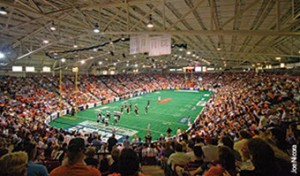 arena football in tri cities, WA